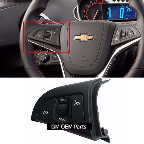 Amazon Steering Wheel Left Control Switch For Gm Chevrolet
