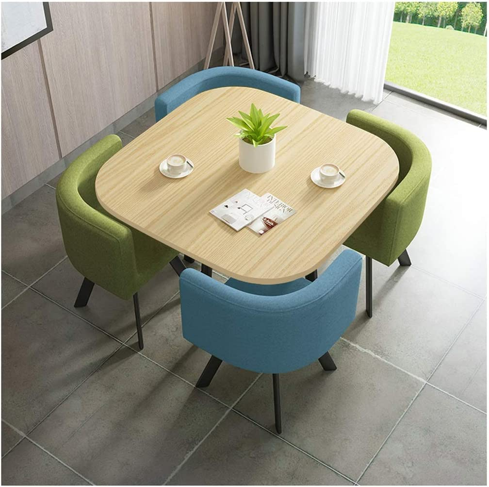 Amazon.com : Cafe Table and Chair Combination Chess and Card Room