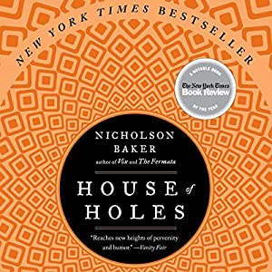 House of Holes Audiobook