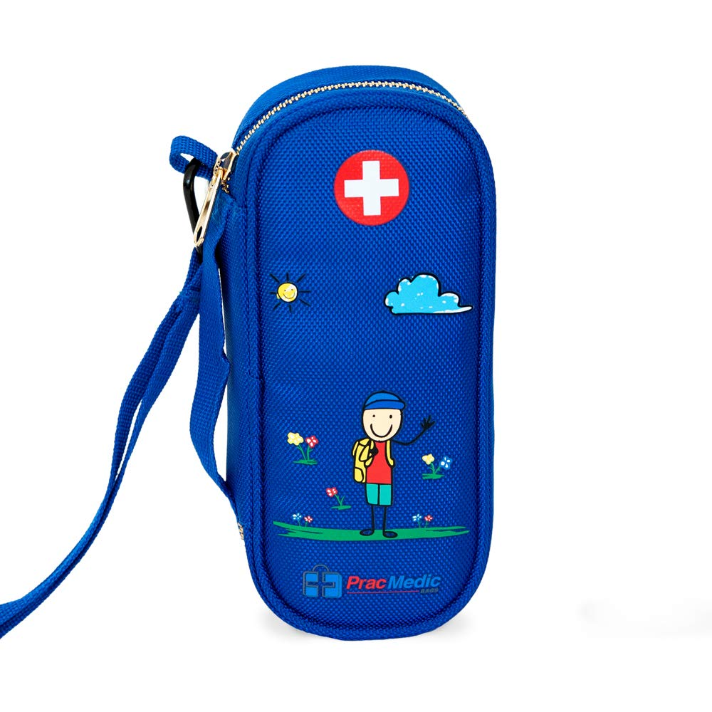 Amazon Com Pracmedic Epipen Case For Girls Insulated Holds 2 Epi
