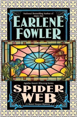 Spider Web (Benni Harper Mystery) 1st (first) Edition by Fowler, Earlene published by Berkley Hardcover (2011) Hardcover