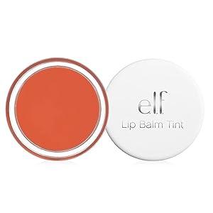 e.l.f. Lip Balm Tint, Peach, 0.141 Ounce