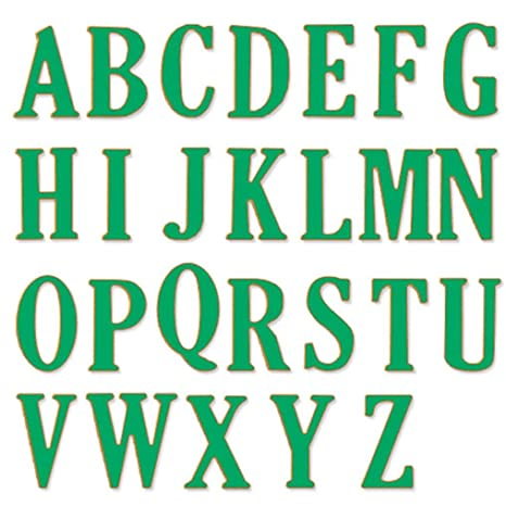 Cutting Dies Christmas, 50mm Large Big Alphabet Letters Metal Cutting Dies Card Making Scrapbooking Stencils