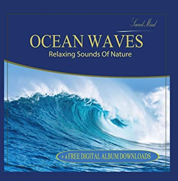 Sacred-Mind - Ocean Waves - Relaxing Sounds of Nature (+ 4