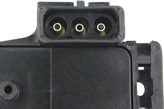 CENTAURUS compatible with Manifold Absolute Pressure Sensor MAP Sensor For GM Chevy Buick GMC Pontiac Saturn Isuzu Jeep Cadillack