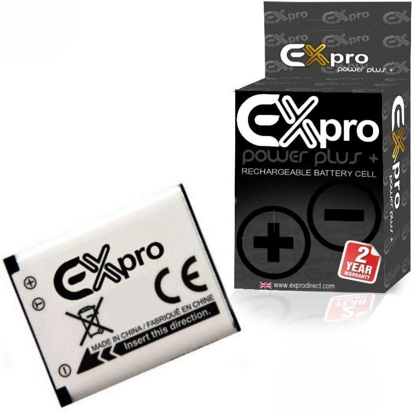Bateria para Fuji Fujifilm finepix j-22 j-150 jv-200 jz-100 jx-405 jx-500
