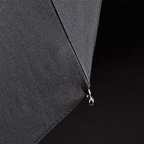 6a7929fde3f3 Amazon.com : ZHITMR Automatic 10 Bone Tri-fold Umbrella Folding ...