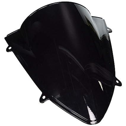 TOOGOO Deflector de Parabrisas de Motocicleta para Kawasaki ...