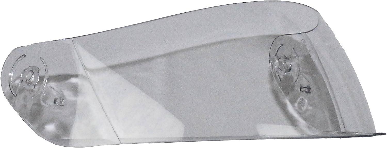 Clear Vega Replacement Shield for Trak and Trak Junior Full Face Karting Helmet
