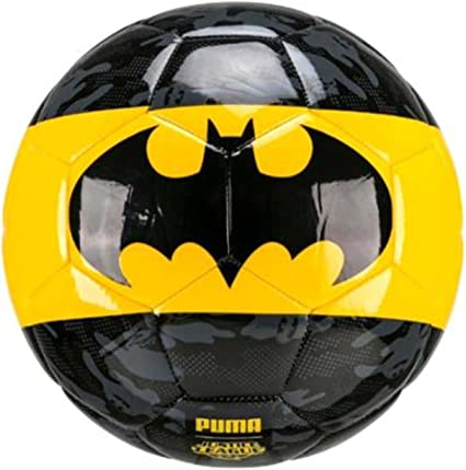 Balón Mini Puma Batman Original Superhero: Amazon.es: Deportes y ...