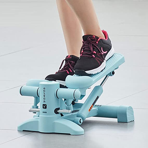 LY-01 Máquinas de Step Stepper Home Fitness Equipo Mute Mini ...