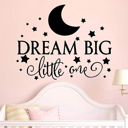 Calcomanías grandes y clásicas para dormir, habitación para ...