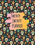 2020 Planner Daily Weekly Monthly: 12 Months