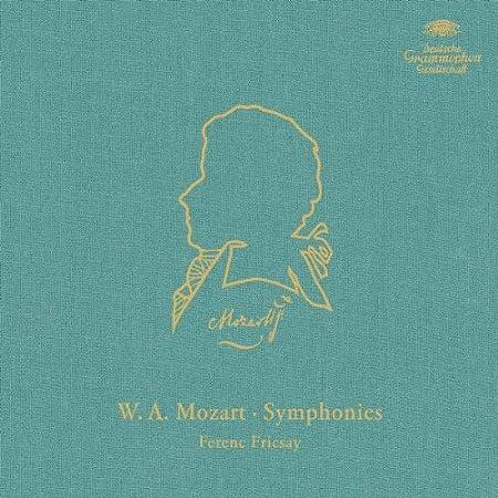Sinfonien 29,35,39-41/Kleine Nachtmusik/Adagio/+