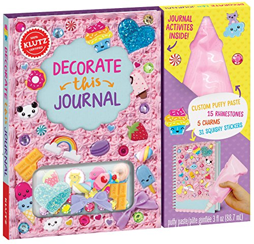 (Klutz Decorate This Journal Toy )
