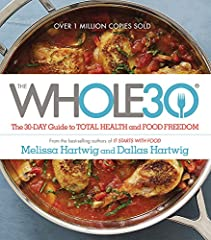 Over 1 million copies sold! Millions of people visit Whole30.com every month and share their dramatic life-changing testimonials. Get started on your Whole30 transformation with the #1 New York Times best-selling The Whole30. Since 2009, Meli...