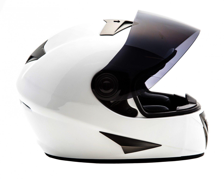SOXON ST-550 Fighter /· Urban Sport Cruiser Urbano Helmet Scooter Casco Integrale Moto /· ECE certificato /· compresi parasole /· compresi Sacchetto portacasco /· Nero /· L 59-60cm