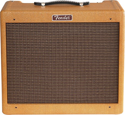 Tube Combo - Fender Hot Rod 0213205700 Blues Junior III 15-W LTD Tube Guitar Combo Amplifier, Tweed