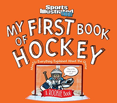 My First Book of Hockey: A Rookie Book ()