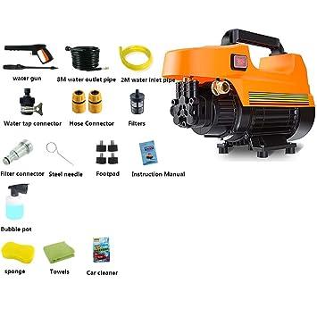 Hochdruckauto-Waschmaschine - tragbare Reinigungs-Maschine ...