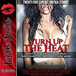 Turn up the Heat: Twenty-Five Explicit Erotica Stories   Ellie North,Lora Lane,Kaylee Jones,Sofia Miller,Riley Davis