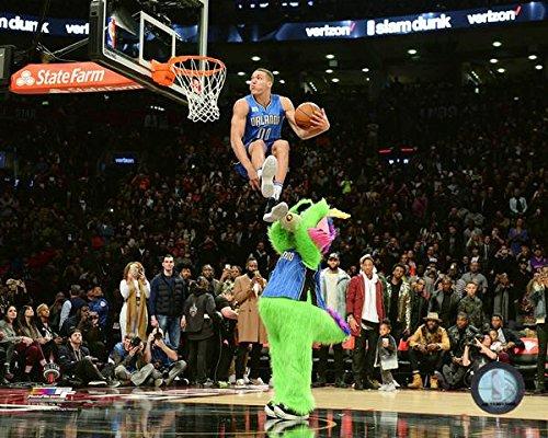 Aaron Gordon Orlando Magic 2016 NBA Slam Dunk Contest Photo (8