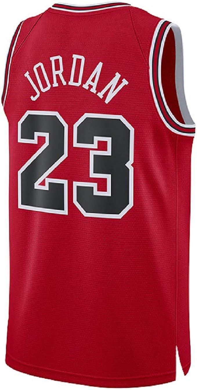 Amazon.com: MAUNBAR Legend #23 - Camiseta de baloncesto para ...