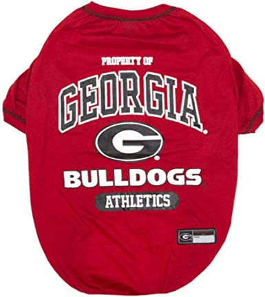 Football /& Basketball DOGS /& CATS SHIRT 5 Sizes available in 50+ SCHOOL TEAMS NCAA T-SHIRT COLLEGE PET OUTFIT COLLEGIATE DOG SHIRT Durable SPORTS PET TEE DOG TEE SHIRT