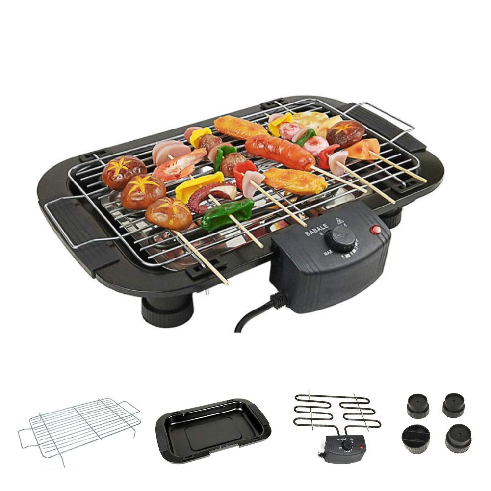 Picnic Camping Stove Portable and Lightweight Perfect Electric Oven for Outdoor Campers Barbecue Lovers Travel Park
