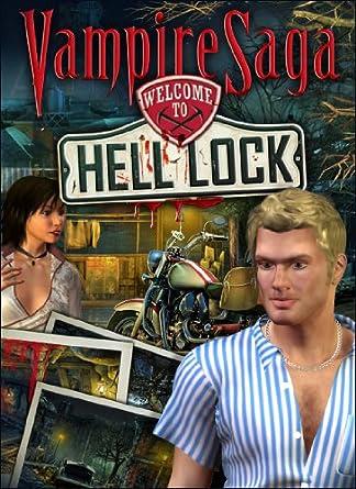 VAMPIRE SAGA - WELCOME TO HELL LOCK