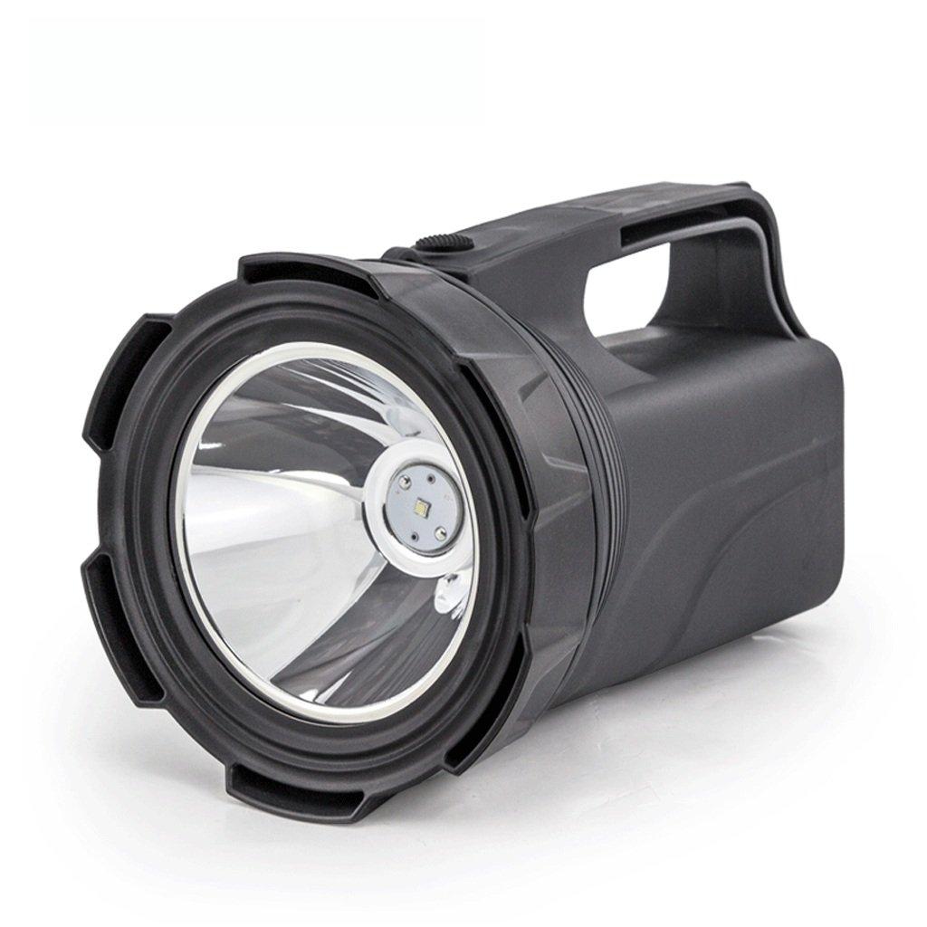 Taschenlampe 5W Long Range Suchscheinwerfer USB Lade LED Taschenlampe Multifunktions Portable Outdoor Notlicht Suchscheinwerfer Camping Lichter