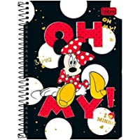 Caderno Minnie Oh My! 10 Materias - Tilibra