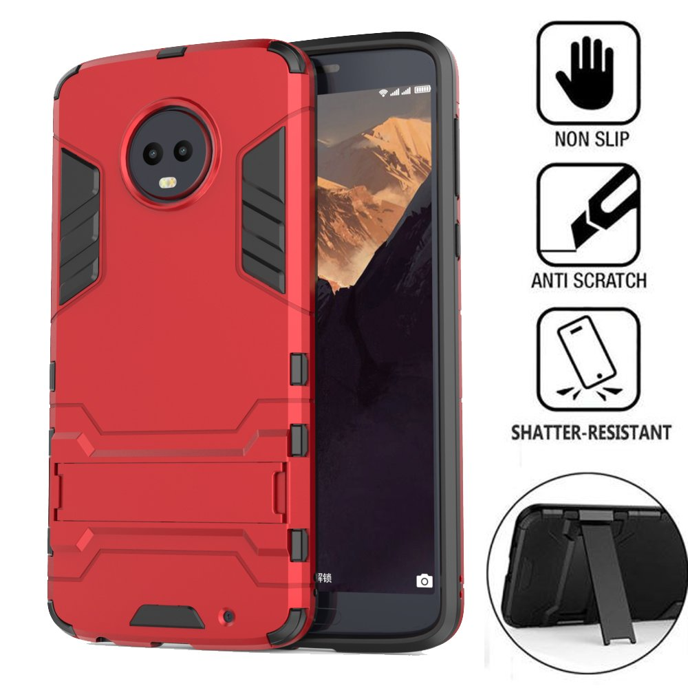 DAYNEW Funda para Motorola Moto G5 Plus,Robusto y Durable Ultra ...