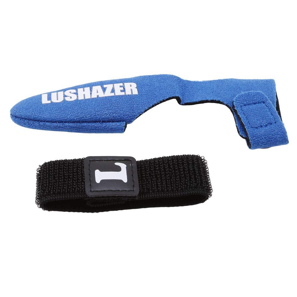 SUNSKYOO Angelrute Tip Top Abdeckung Angelrute Tip Protector Tippschutzspitze H/ülse /& Rod Krawatten blau Finishing Rod Halter Zubeh/ör