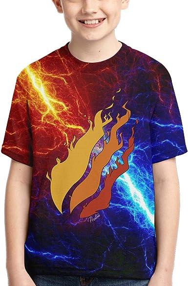Prestonplayz Fire T shirt Video Game Shirt Preston Playz Unisex T-shirt