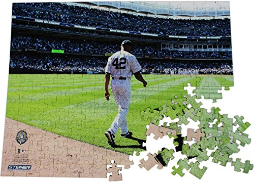 Mariano Rivera Entering Game - Mariano Rivera Entering the Game Color 16x20 Puzzle