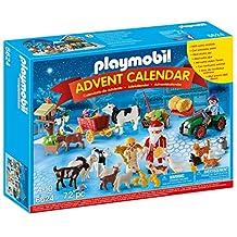 Playmobil Advent Calendar Christmas on The Farm Playset