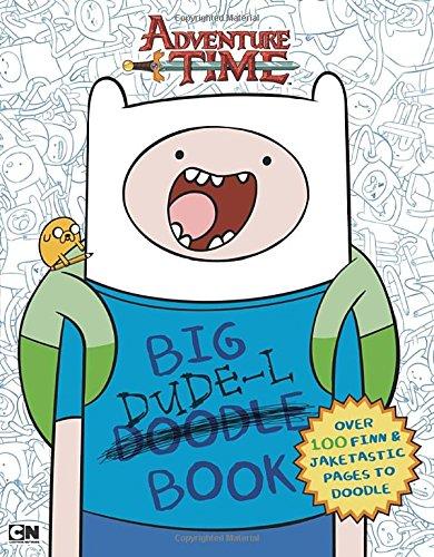 Download Big Dude-L Book: An Adventure Time Doodle Book ebook