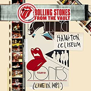 From The Vault - Hampton Coliseum (Live In 1981) [3 LP/DVD Combo]