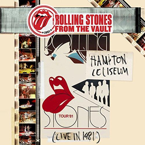 From The Vault - Hampton Coliseum (Live In - Rolling Stones Live Vinyl