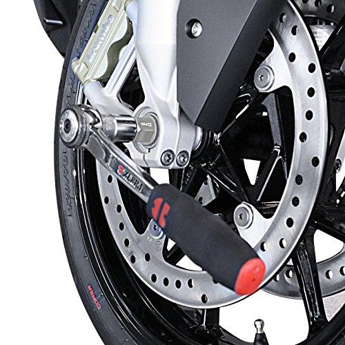 Motorrad Innensechskant Steckachsen Nuss Aprilia RST 1000 Futura silber