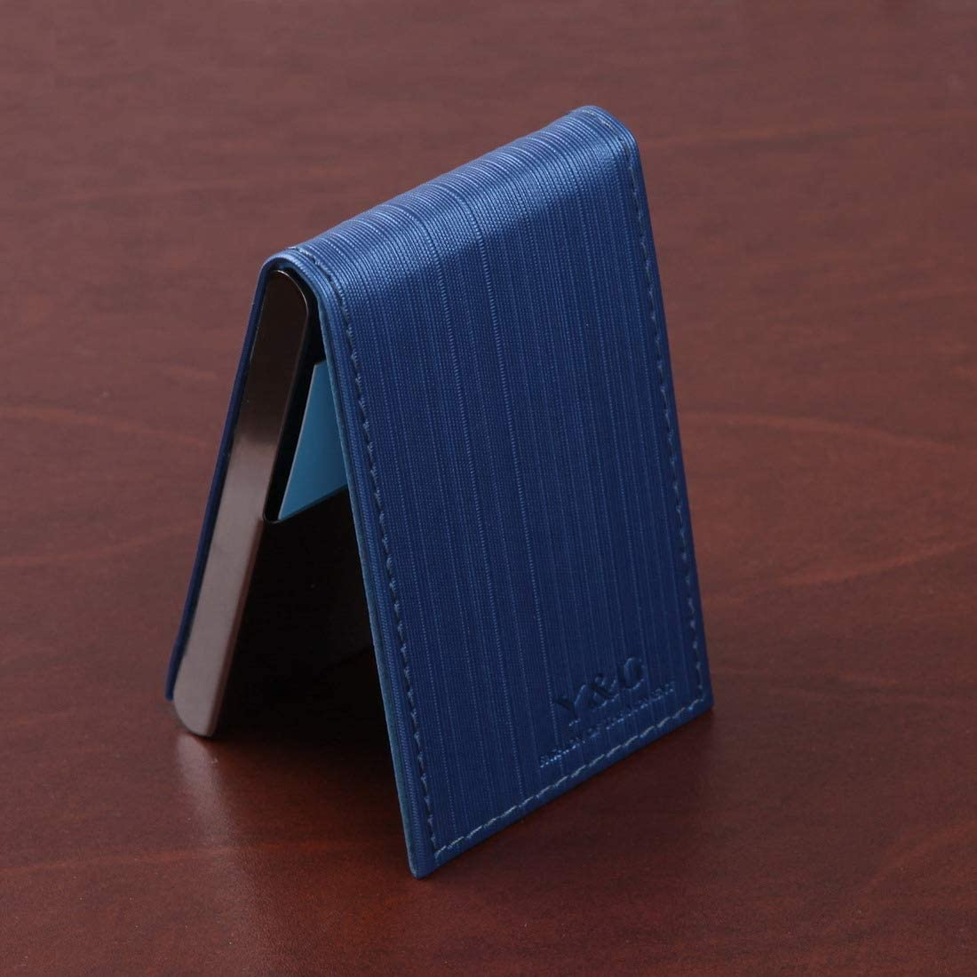 YDC06 Best Card Holder Black Leather Card Case Gifts For Designer By Y/&G