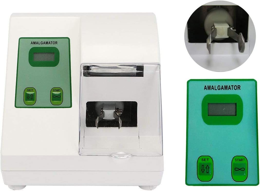 Aprodite 40 W Digital Amalgamator Equipment Amalgam Kapselmischer HL-AH G5 Maschine CE-gepr/üft