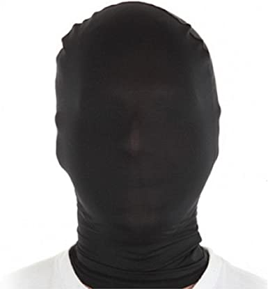 2nd Skin Hood Zentai Mask Costume Accessory
