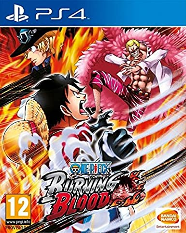 One Piece: Burning Blood: playstation 4: Amazon.es: Videojuegos