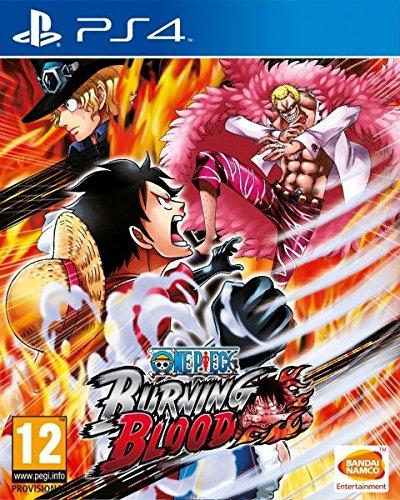 One Piece: Burning Blood: playstation 4: Amazon.es: Videojuegos