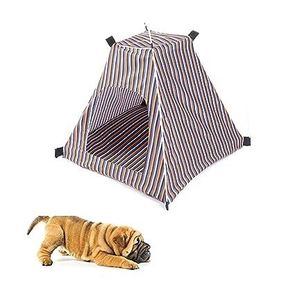 Tiendas de campaña para mascota, casa de perro, para acampar en el