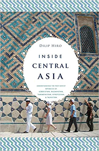 Scarica eBook reddit: Inside Central Asia: A Political and