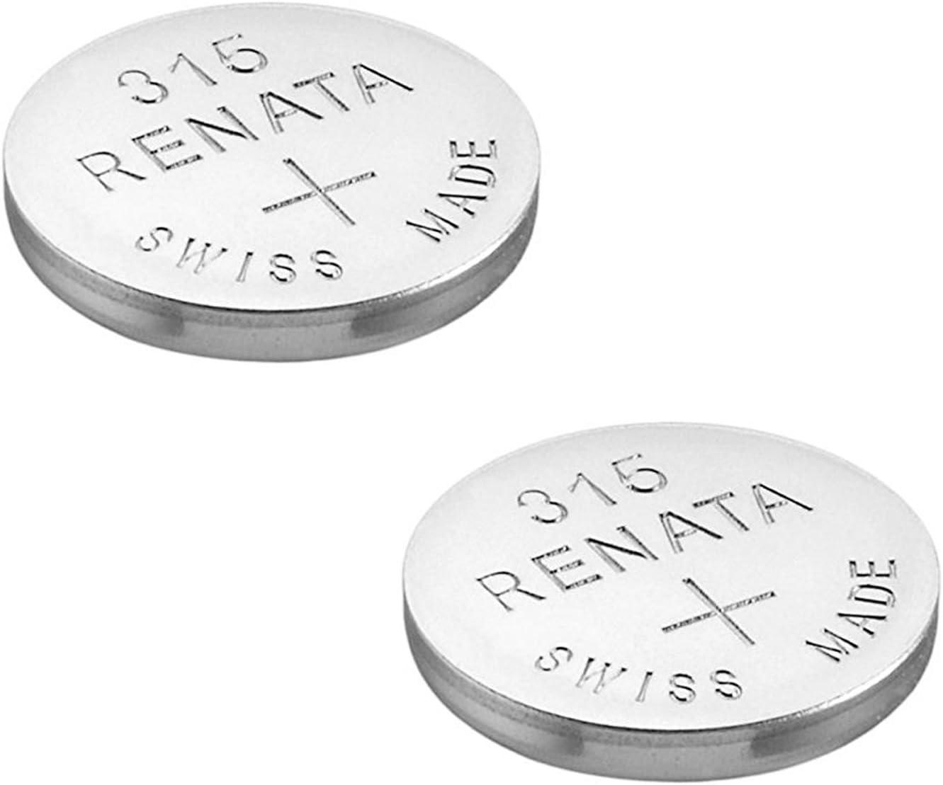 Renata 2 X 315 Uhren Batterie In Der Schweiz Elektronik