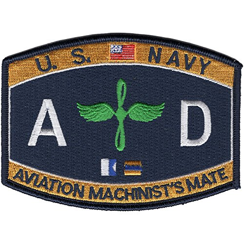 Machinists Mate - AD Aviation Engineering Rating Machinist Mate Patch